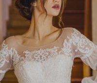 rochie de mireasa ines