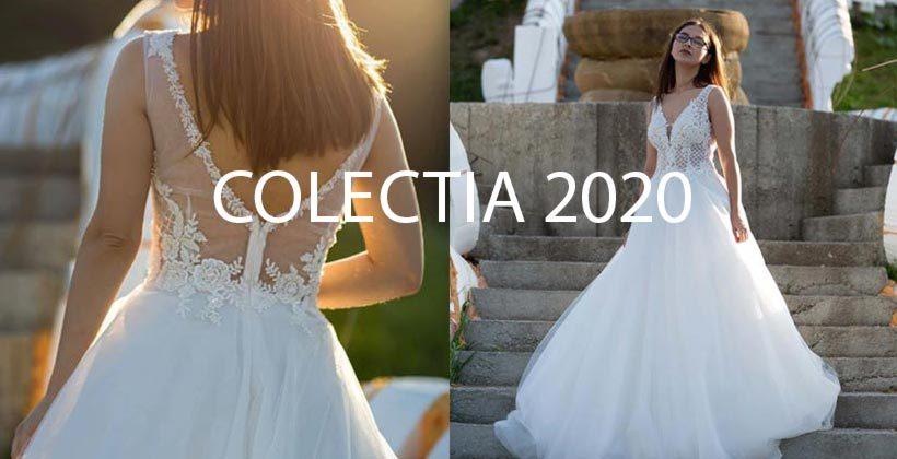 Colectia 2020 rochii de mireasa Cluj
